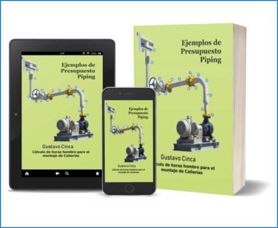 Ejemplos de Presupuesto - Piping - calculatemanhours.com - What about us