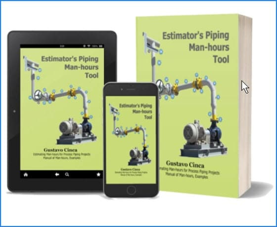 Estimator's Piping Man-hours Tool - Calculatemanhours.com | What about us