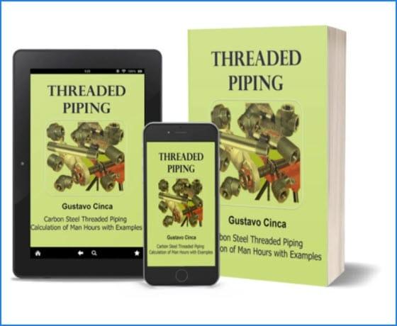 Threaded Piping - calculatemanhours.com